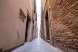 schmale Gasse in Venedig