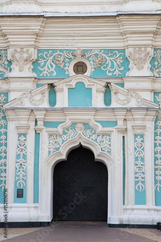 Poster doors of the St. Sofia's in Kiev