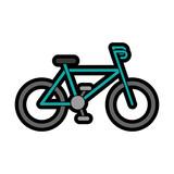 Sport bike vehicle vector illustration graphic design