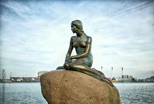 Little Mermaid, Copenhagen, Denmark Poster