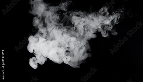 Obraz dymu papierosa