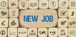 New Job / Würfel mit Symbole