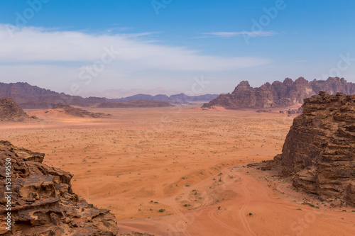 The Wadi Rum Poster