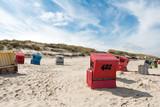 Strandkorb, Starand, Meer, Langeoog
