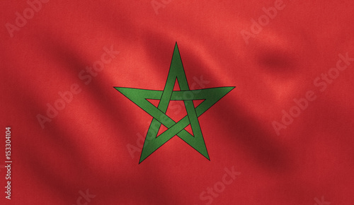 marokko-flagge