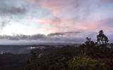 Kilauea Crater Sunset