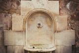 Acqua marcia ancient roman fountain