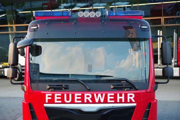 Feuerwehrauto, Löschfahrzeug