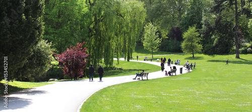 Foto Murales Roubaix - Parc Barbieux / Métropole Lilloise (France)