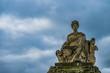 Nantes Statue In Paris