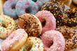 colorful donuts - 153626132