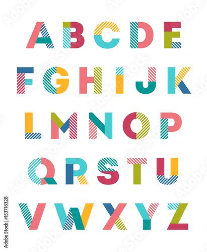 kolorowy-alfabet-wektor-wzor