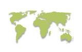 Vector Earth Map