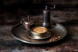 Oriental set coffee