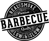 Vintage Barbecue BBQ Restaurant Sign