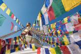 Boudhanath Stupa, in Kathmandu, Nepal