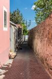 Rue de l'Amour à la Chaume (Les Sables d'Olonne, France)
