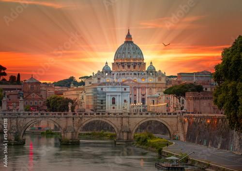 Katedra Świętego Piotra w Rzymie, Włochy