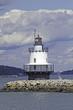 Spring Point Ledge lighthouse, South Portland, Maine
