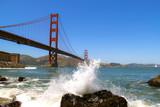 Golden Gate wave