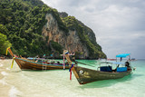 fisherboats on the beach 2