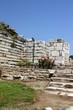 Ruins of st. Johns Basilica at Ayasuluk Hill - Selcuk, Ephesus, Turkey