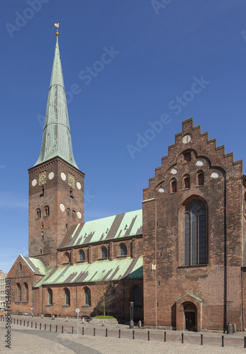 Aarhus Cathedral Poster