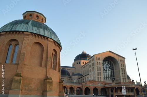 Plakat Basilica of the National shrine of our lady of Aparecida