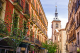 Downtown Historic Streets of Madrid