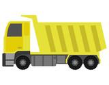 Construction machinery. Truck