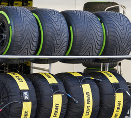 tyres for sports car