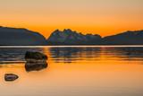 Gulf Almirante Montt,Puerto Natales, Chile - 154756518