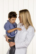 doctor and little boy - 154903367