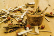 tea for traditional chinese medicine - 154911923