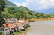 Panorámica del casco urbano. La Pintada, Antioquia, Colombia. - 155024557