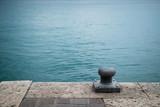 Molo a Lazise Lago di Garda