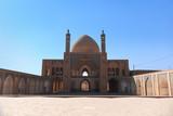 Iran. Kashan. Agha Bozorg mosque