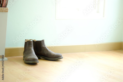 chelsea boots Poster