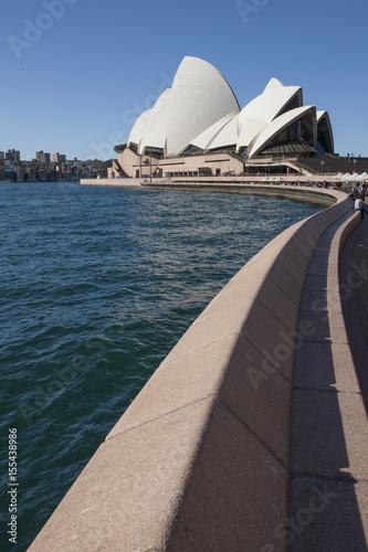 In de dag Sydney Sydney Australia Opera House