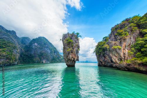 Fototapeta Thailand James Bond stone Island