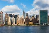 Manhattan skyline with the Chrysler Building