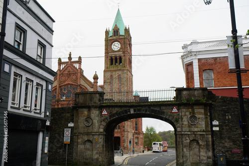 Guildhall, Derry, Northern Ireland Poster