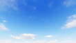Cloudy blue sky abstract background, blue sky background with tiny clouds - 155629701