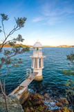 Cremorne Point Lighthouse on Sydney Harbour