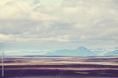 Mountains in Iceland - 155693525