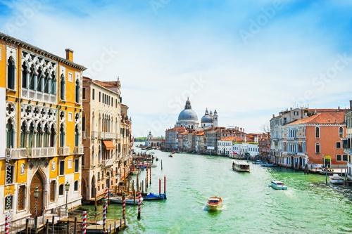 Fototapeta Grand Canal in Venice, Italy