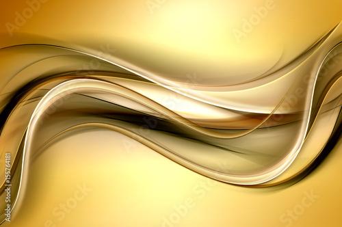 fondo-de-diseno-de-ondas-de-oro