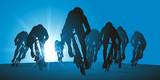 cyclisme - sprint - course - vainqueur - coureur - vélo - cycliste - compétition - vitesse - 155838742
