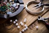 Handmade jewelry,jewelry supplies.