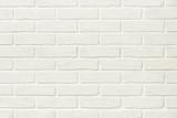 white brick wall background photo, yellow toned